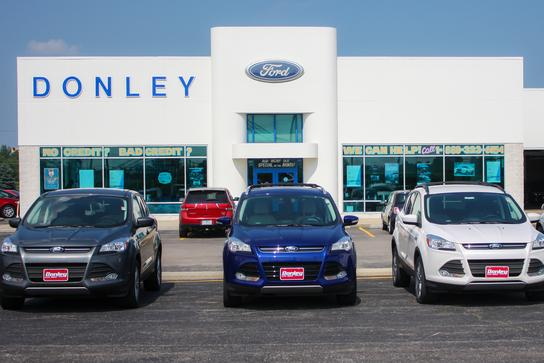 Donley Ford Of Shelby Ford Dealer In Shelby Oh