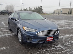 New 2019 Ford Fusion S Car for Sale in Mount Vernon, OH