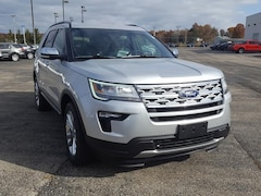 New 2019 Ford Explorer XLT Sport Utility 1FM5K8D87KGA38457 for Sale in Ashland OH