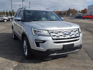 New 2019 Ford Explorer XLT Sport Utility in Shelby, OH