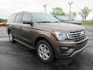 New 2018 Ford Expedition Max XLT Sport Utility in Shelby, OH