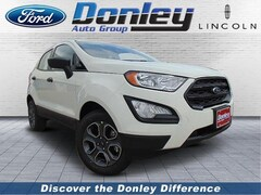 New 2019 Ford EcoSport S Sport Utility for Sale in Mount Vernon, OH