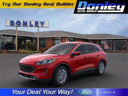 Featured New 2020 Ford Escape SE SUV for Sale in Shelby, OH
