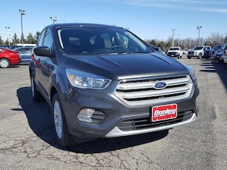 New 2019 Ford Escape Titanium Sport Utility in Shelby, OH