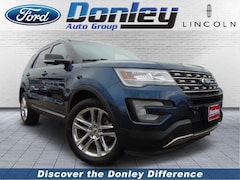 Used 2016 Ford Explorer XLT Sport Utility for Sale in Mount Vernon, OH