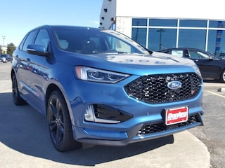 New 2019 Ford Edge ST Sport Utility in Shelby, OH