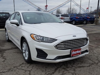 New 2019 Ford Fusion Hybrid SE Car in Shelby, OH