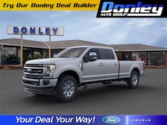 New 2020 Ford F-350 Platinum Truck for Sale in Ashland OH
