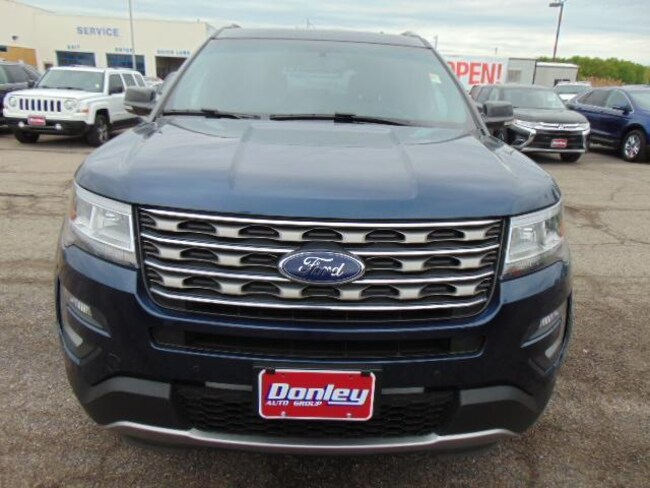 Used 2016 Ford Explorer XLT For Sale | Shelby OH | SP1248