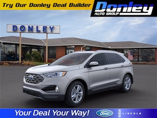 New 2020 Ford Edge SEL SUV in Shelby, OH