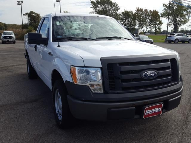 2010 Ford F150 XL PICKUP