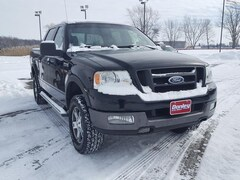 Used 2005 Ford F150 PICKUP for Sale in Ashland, OH