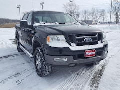 Used 2005 Ford F150 PICKUP 1FTPW14565FA50317 for Sale in Mount Vernon, OH