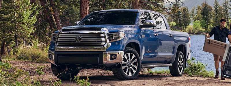New 2020 Tundra Houston Texas