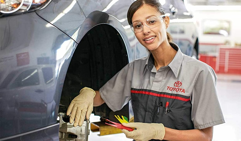 Toyota Service Houston TX