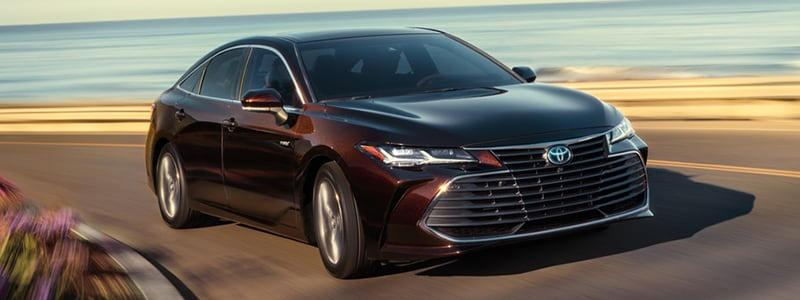 Houston TX New 2019 Toyota Avalon