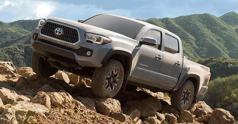 New 2019 Tacoma Don McGill Toyota of Houston