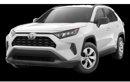 New Toyota Rav4 Toyota Suv In Houston Near Cypress Tx