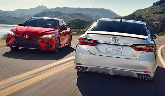 New 2019 Camry | Don McGill Toyota | Houston TX Dealership