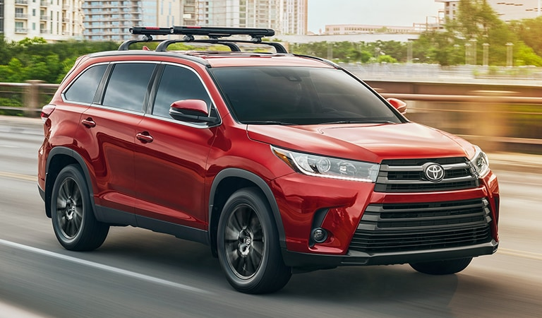 New 2019 Toyota Highlander Houston TX