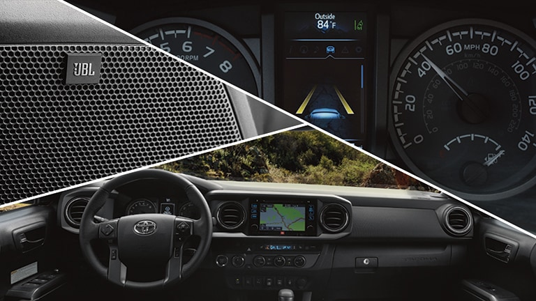 New 2019 Toyota Tacoma Interior