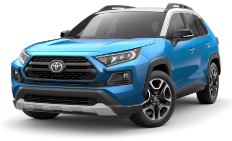 2021 Toyota RAV4 Adventure