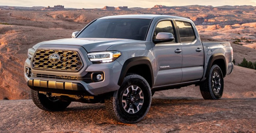 New 2020 Tacoma Don McGill Toyota