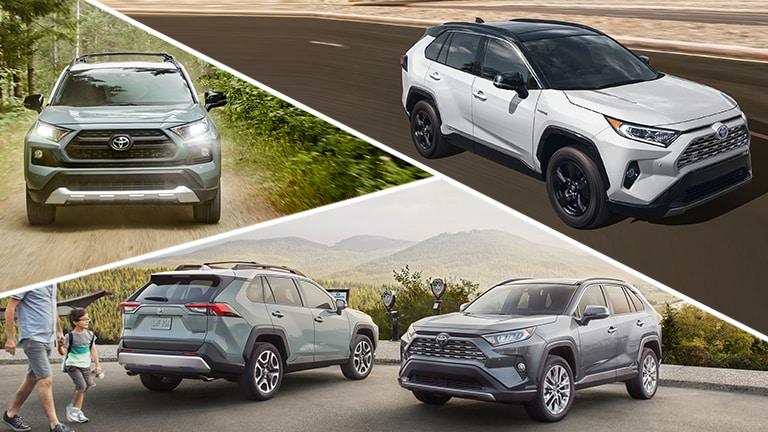 New 2020 Toyota RAV4 Performance
