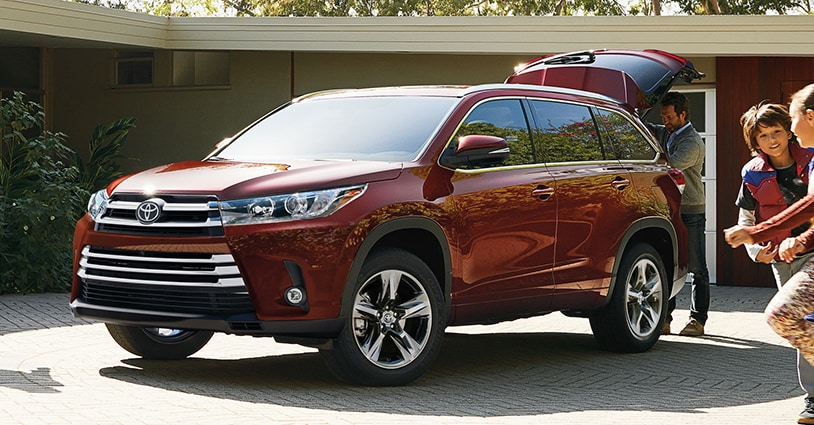 New 2019 Highlander Don McGill Toyota of Houston