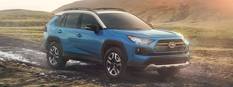 2020 Toyota RAV4 Houston Texas