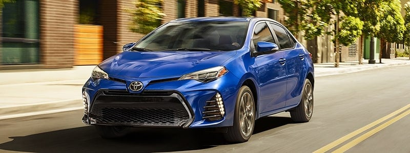 2019 Toyota Corolla Houston Texas
