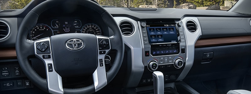 New 2020 Toyota Tundra Houston Texas