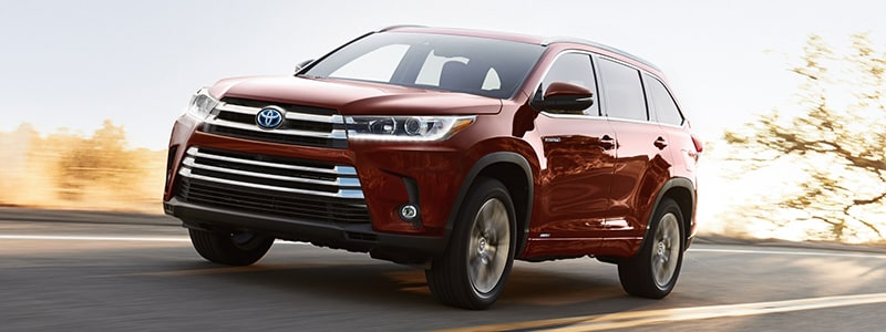 New 2019 Highlander Houston Texas