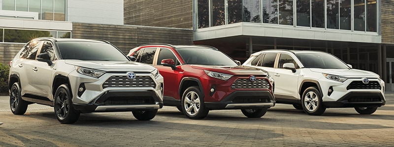 2021 Toyota RAV4 Houston Texas