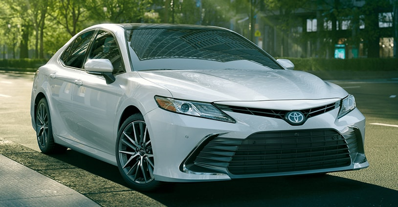 New 2021 Camry Don McGill Toyota of Houston