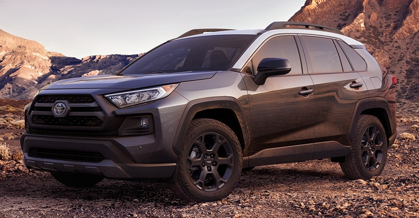 New 2021 RAV4 Don McGill Toyota of Houston
