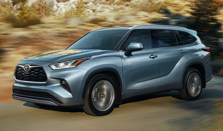 New 2020 Toyota Highlander Houston TX