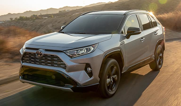 New 2021 Toyota RAV4 Houston TX