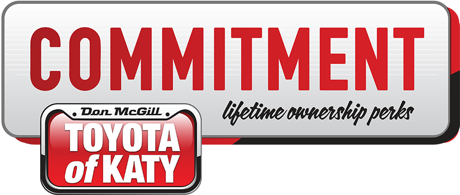 Don McGill Toyota of Katy Commitment