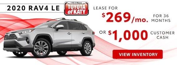 Toyota Of Katy >> Toyota Of Katy New Used Toyota Dealership Near Cypress Tx