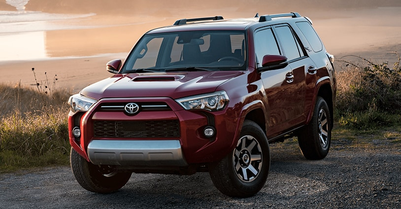 New 2021 4Runner Toyota of Katy
