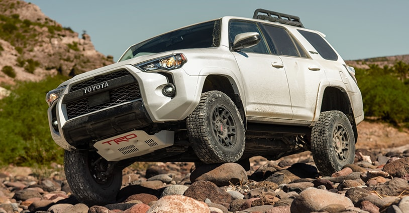 New 2020 4Runner Toyota of Katy