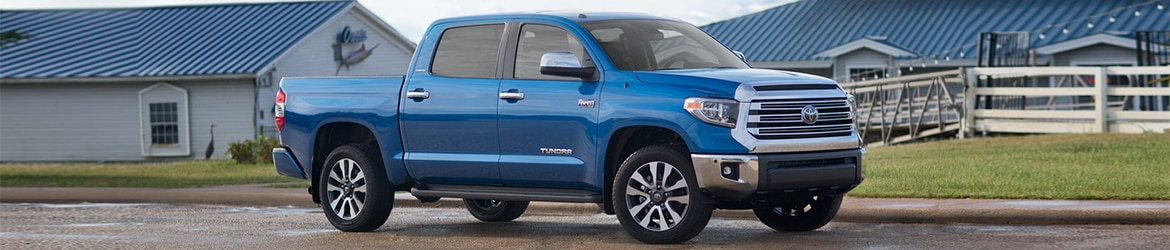 New Toyota Tundra Houston TX
