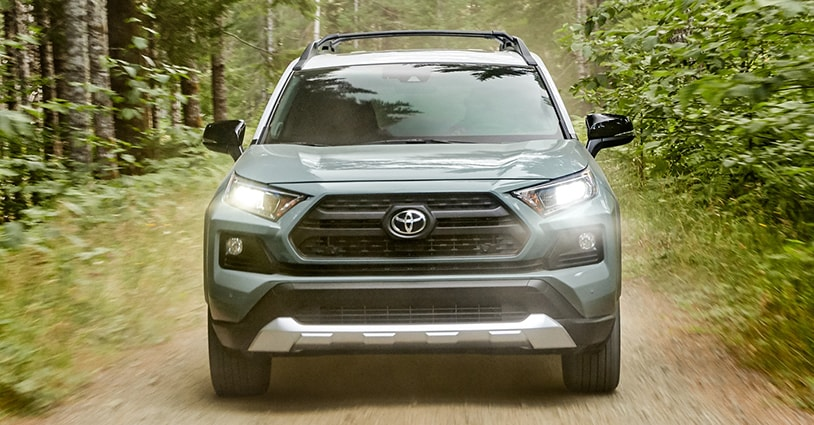 New 2019 RAV4 Don McGill Toyota of Katy