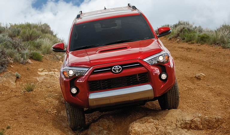 New 2020 Toyota 4Runner Katy TX