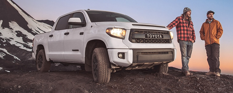 New Tundra Toyota of Katy