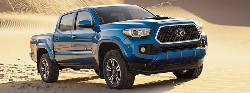 New Tacoma Toyota of Katy