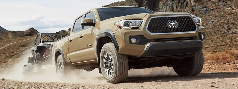 Toyota of Katy 2018 Tacoma