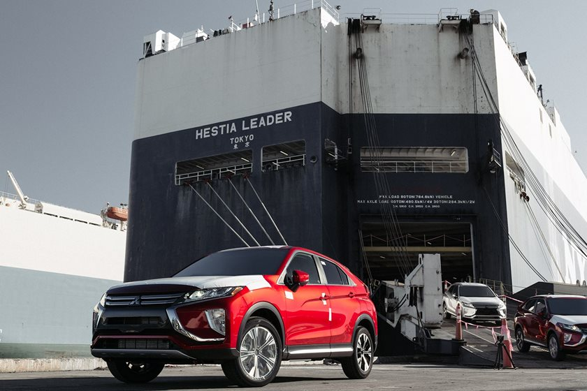 The Mitsubishi Eclipse Cross Has Officially Arrived In America. Itu0027s Not  The Sporty Coupe The Eclipse Name Used To Beu2026