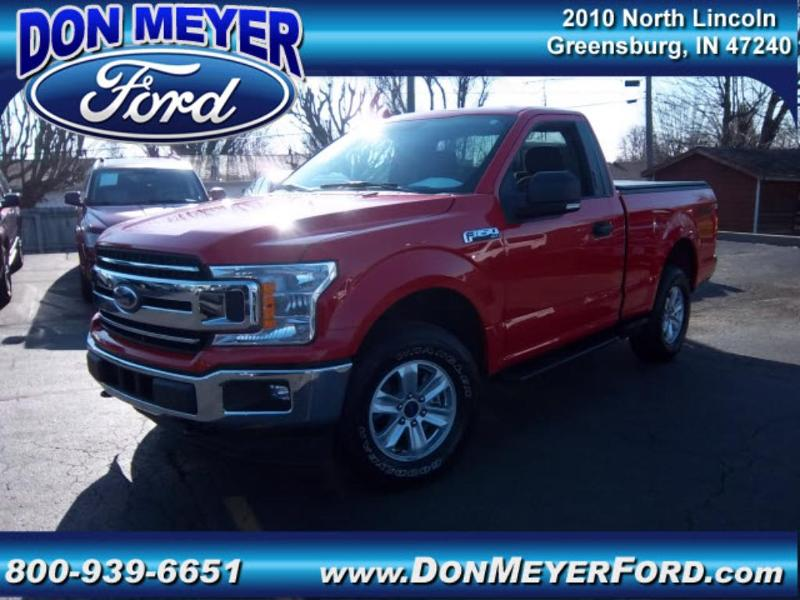 2018 Ford F-150 XLT Short Bed Truck